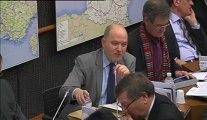 Audition des rapporteurs du CESE, intervention de Denis Baup