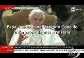 Papa: media banalizzarono Concilio, ha creato calamità - VideoDoc. Concilio virtuale più forte di quello reale