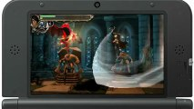 Castlevania Lords of Shadow Mirror of Fate - 9min de gameplay