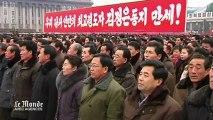 """La Corée du Nord célèbre son essai nucléaire """"réussi"""""""