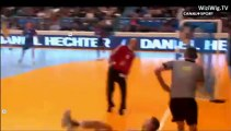 But énorme de Krantz / PSG - Saint Raphaël / LNH Handball