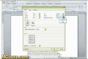 Tutoriel WORD 2007: Cours N°29 Comment Gérer les marges de Word