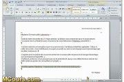 Tutoriel WORD 2007: Cours N°30 Comment utiliser des abréviations pour des textes souvent utilisé