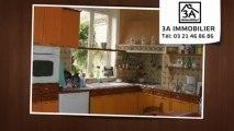 A vendre - maison - CALAIS (62100) - 7 pièces - 230m²