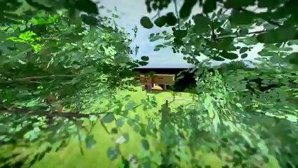 Maison Bio Climatique BBC par le Cabinet d'Architecture Kayser Milleliri, Architecte DPLG en Corse