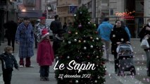Noëls insolites de Carpentras 2012 - Le sapin