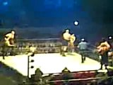 Big Show - loudest chop ever!