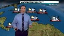 Caribbean Vacation Forecast - 02/14/2013
