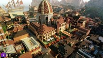 Game Of Thrones Westeros Recreated In Minecraft!