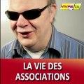 """Cardine Caumon, membre de """"Je cours pour toi"""", et Dominique Guende, éducatrice sportive à """"l'Avi Sourire """"invitées de l'émission « La Vie des Associations » sur la station de radio « Vivre FM » (93.9 en île de France)"""