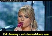 Kelly Clarkson Tennessee Waltz performance Grammys 2013