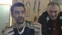 Joseph Gerkens et Joharno clash standard et Anderlecht mdr