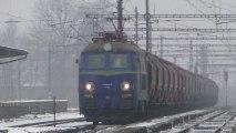 Lokomotiva ET22-162 - Ústí nad Orlicí, 15.2.2013 HD