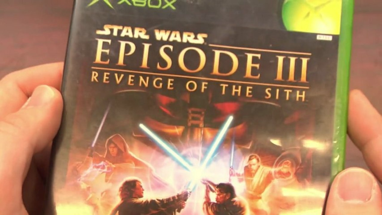 Classic Game Room Star Wars Episode Iii Revenge Of The Sith Game Review Video Dailymotion