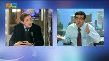 Christian Saint-Etienne La France en état d'urgence / 8 Janvier 2012 / BFM Business