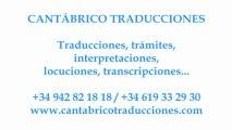 PUBLICACIONES TRADUCIDAS DE CANTÁBRICO TRADUCCIONES, TRADUCCIONES SANTANDER, TRADUCCIONES CANTABRIA, TRADUCCIONES ESPAÑA, LEGALIZACIONES DE DOCUMENTOS, TRADUCTOR JURADO SANTANDER, TRÁMITES SANTANDER