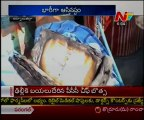 Kurnool fire accident, 100 a bow huts fired