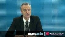 Le talk économie Marsactu : Renan Duthion, directeur régional de l'Insee Paca