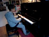 "Alexis: ""Invention N°15 en Si mineur"" J.S. Bach"
