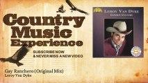 Leroy Van Dyke - Gay Ranchero - Original Mix - Country Music Experience