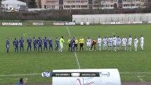 Villemomble Sports 0 - 1 FCM Aubervilliers (16/02/2013)