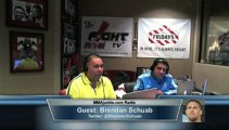 Brendan Schuab on MMAjunkie.com Radio