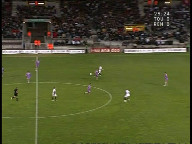 09/04/05 : Alexander Frei (26') : Toulouse  - Rennes (0-2)