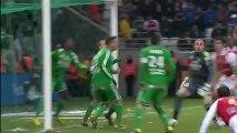 Stade de Reims (SdR) - AS Saint-Etienne (ASSE) Le résumé du match (25ème journée) - saison 2012/2013