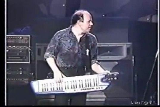 Nik The Greek - Jan Hammer - Crockett's Theme Live in Miami (Very Rare)
