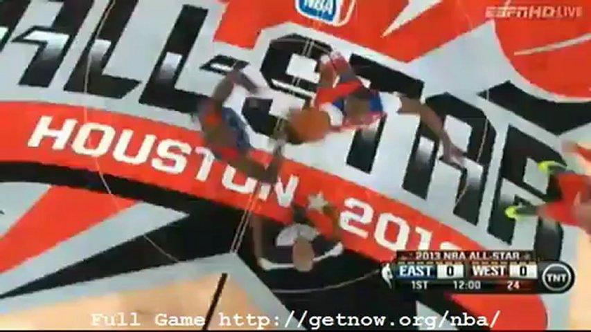 NBA All Star Game 2013 News