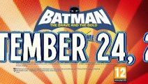 CGR Trailers – BATMAN: THE BRAVE AND THE BOLD – THE VIDEOGAME Launch Trailer (UK)