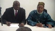 Conférence de l'OTMF sur l'enrôlement des Mauritaniens de France