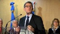 [ARCHIVE] Rythmes scolaires : discours de Vincent Peillon lors de l'inauguration du rectorat de Dijon
