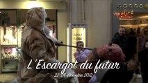 Noëls insolites de Carpentras 2012 - L'Escargot du futur