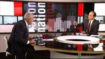 """Déficit public : ne pas atteindre l'objectif des 3% est un """"drame"""" pour Jean-Pierre Raffarin"""