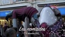 Noëls insolites de Carpentras 2012 - Les Nomades