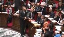 [ARCHIVE] Réforme des rythmes scolaires : réponse de Vincent Peillon au député Alain Marty lors des questions au Gouvernement à l'Assemblée nationale, le 30 janvier 2013