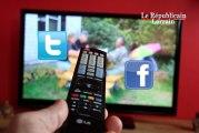 Utilisez-vous les réseaux sociaux pendant que vous regardez la télévision ?