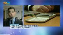 « Gold bug » : baisse de l'or, jusqu'où ? Benjamin Louvet - 18 février - BFM : Intégrale Bourse