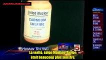 L'armée des États-Unis a Secrètement Pulvérisé des Substances Radioactives sur des Villes Américaines