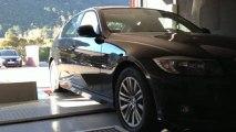 ::: o2programmation ::: BMW 318d 136@183Cv Reprogrammation Moteur sur banc de puissance Marseille Gemenos PACA