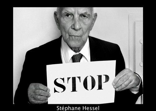 2' pour la Syrie - Stéphane Hessel