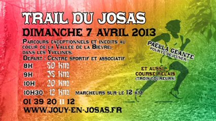 Pub trail du josas 2013