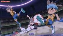 inazuma eleven go inazuma japon entra en el campo