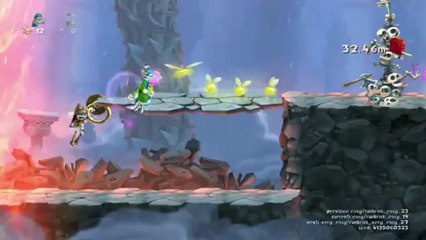 Challenge Mode de Rayman Legends