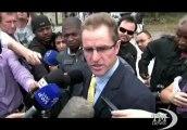 Pistorius, il dolore degli amici al funerale di Reeva Steenkamp. L'ultimo saluto alla modella uccisa dall'atleta