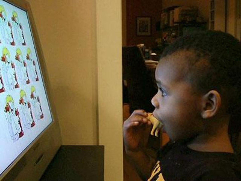 Study: TV shows can affect kids behavior