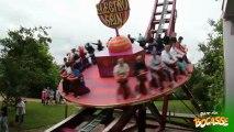 Parc Du Bocasse - Electro Spin - Attraction à sensations fortes