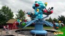 Parc Du Bocasse - Escadrille des As - Attraction familliale