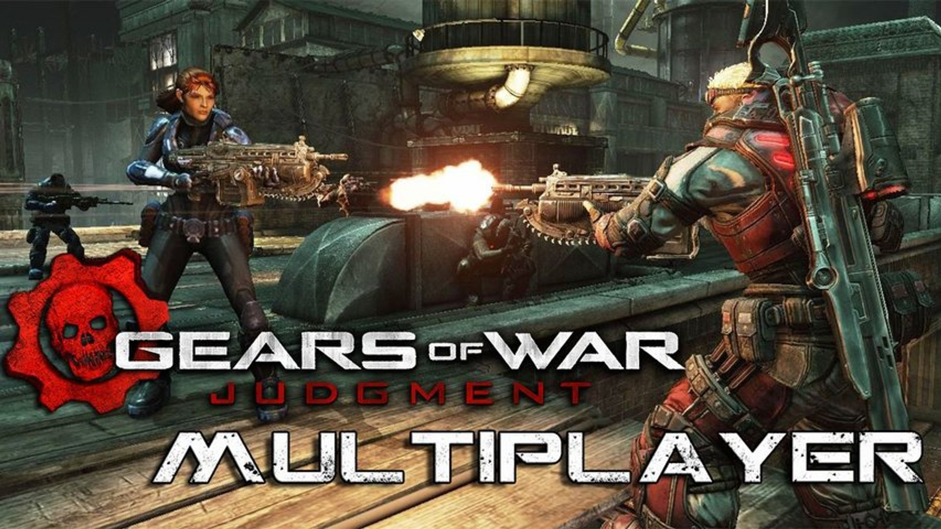 Gears of War: Judgment | Part 2: